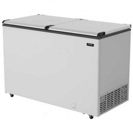 Freezer Horizontal Esmaltec EFH500 439 Litros Branco