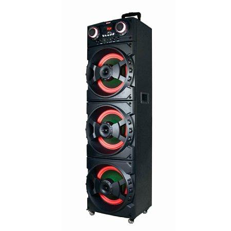 Caixa Amplificada Amvox ACA1515 1500w RMS