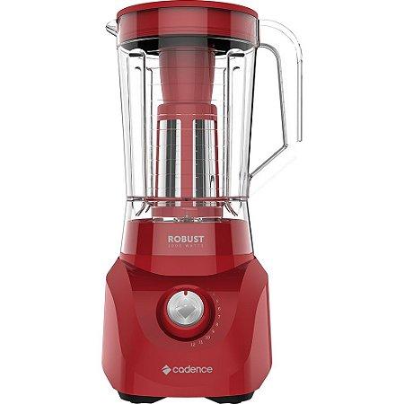 Liquidificador Cadence Robust Vermelho LIQ411