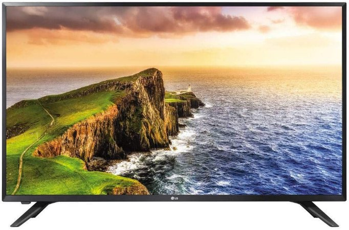 "TV LED 32"" LG 1 HDMI 1 USB, Frequência 60 Hz com Conversor Digital Integrado"