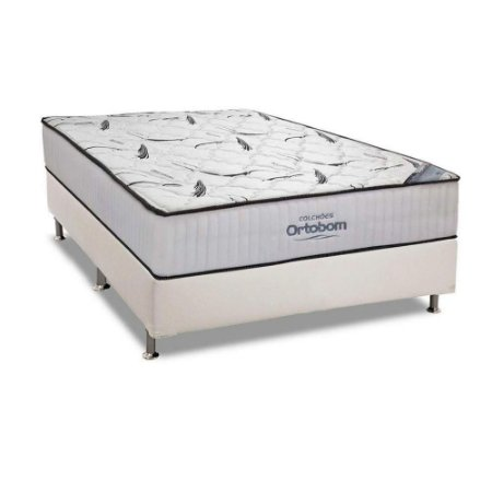 CAMA BOX ORTOBOM HIGHFOAM- 1,38X28