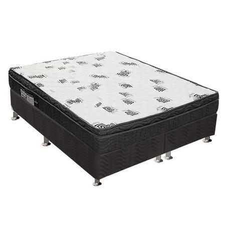 CAMA BOX ORTOBOM LIGHT D45 ORTOPILOW 1,58