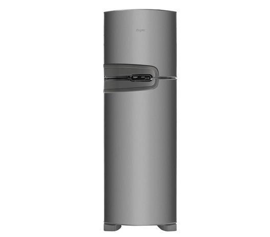 Refrigerador Consul CRM43 Platinum Frost Free Duplex-386L prateleira dobravel