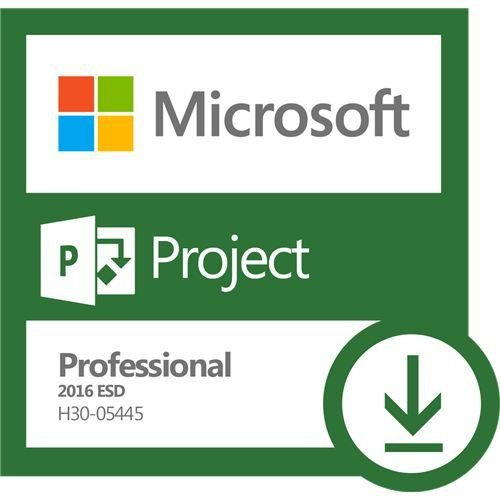 MICROSOFT PROJECT PROFESSIONAL 2016 – DOWNLOAD