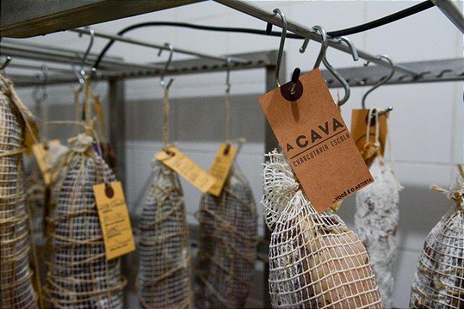 Etiqueta para Embutidos CAVA