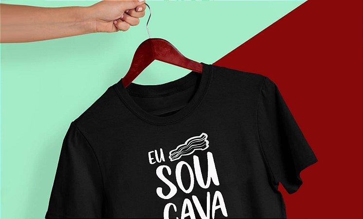 Camiseta EU SOU CAVA