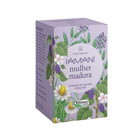 Chá Funcional Orgânico Mulher Madura - Iamaní