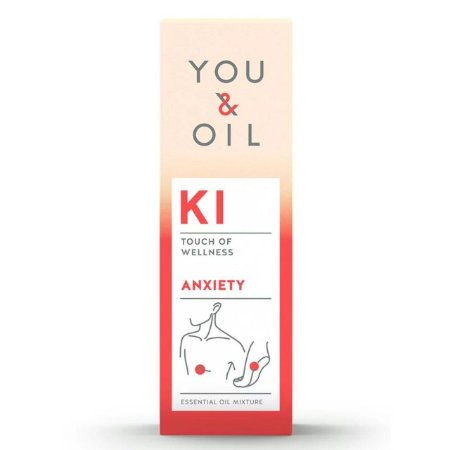 Óleo Essencial Ki Ansiedade 5ml - You & Oil