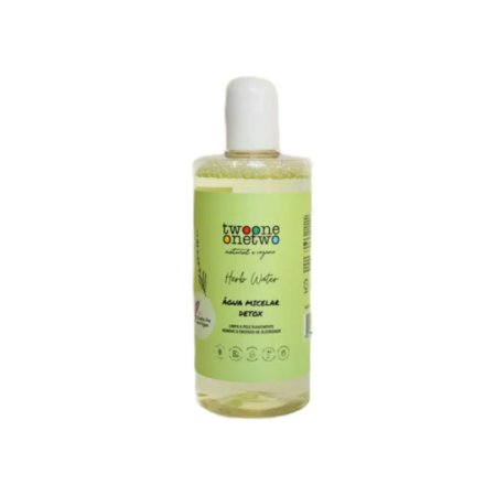 Água Micelar Detox Herb Water 250ml - Twoone Onetwo