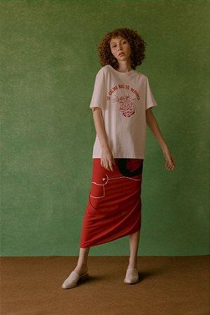 T-shirt To Calma Mas Tô Nervosa - Jouer Couture