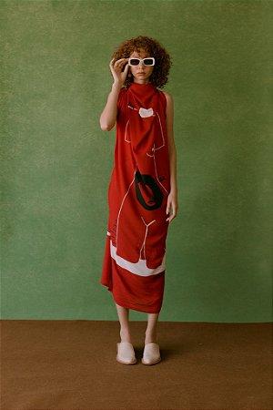 Panô Derramada na Insensatez - Jouer Couture