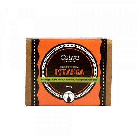 Sabonete Pitanga 100g - Cativa