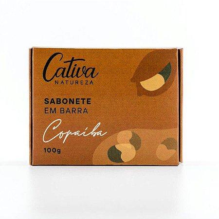 Sabonete Copaíba 100g - Cativa