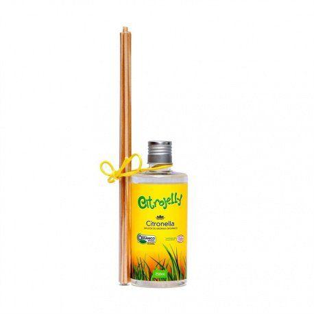 Difusor de Aroma Ação Repelente Citrojelly 250ml - WNF