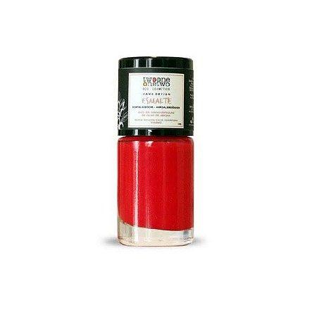 Esmalte Hipoalergênico Fortalecedor Poppy Red (624) 10ml - Onetwo Twoone