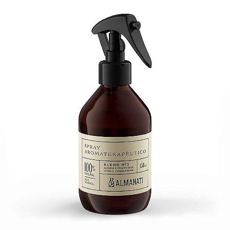 Spray Aromaterapêutico Blend 2 150ml - Almanati