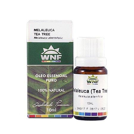 Óleo Essencial Melaleuca (Tea Tree) 10ml - WNF