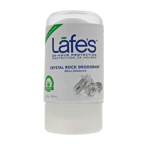 Desodorante Natural Cristal Stick 120g - Lafe´s
