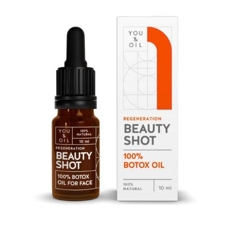 Sérum Facial Botox Regenerador Celular Beauty Shot 10ml – You & Oil