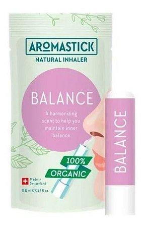 Inalador Natural Equilíbrio - Aromastick