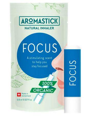 Inalador Natural Foco - Aromastick