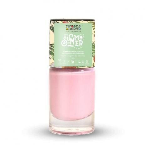 Esmalte Hipoalergênico It´s Summer Time Primrose Pink (637) 10ml - Twoone Onetwo