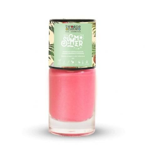 Esmalte Hipoalergênico It´s Summer Time Rose Petal (634) 10ml - Twoone Onetwo