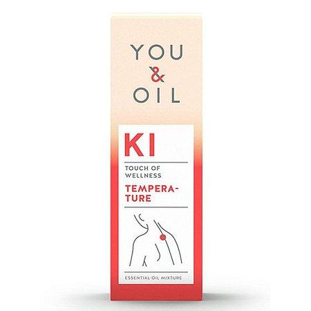 Óleo Essencial Ki Febre 5ml - You & Oil