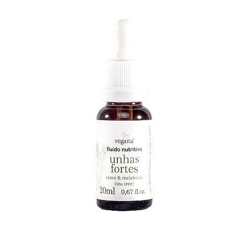 Fluído Nutritivo Unhas Fortes 20ml - Vegana WNF