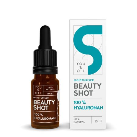 Sérum Facial Hidratante Hialurônico 10ml - You & Oil