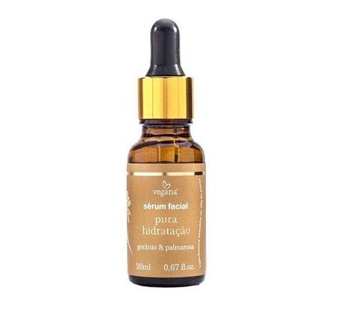Sérum Facial Pura Hidratação 15ml - Vegana WNF