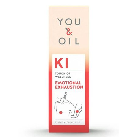 Óleo Essencial KI Exaustão Emocional 5ml - You & Oil