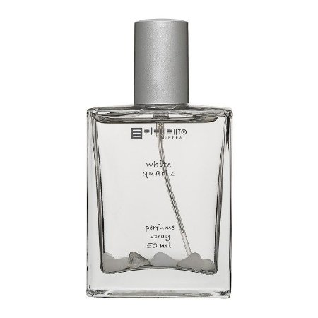 Perfume White Quartz 50ml - Elemento Mineral