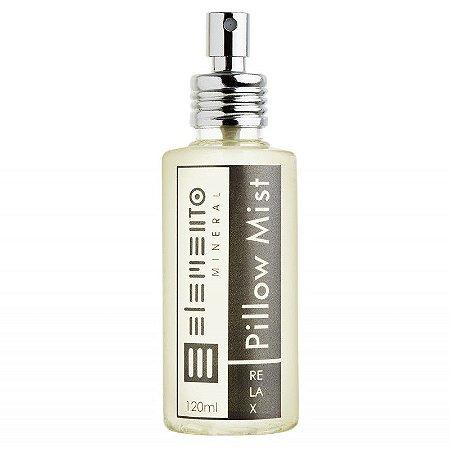 Água Perfumada Pillow Mist Relax 120ml - Elemento Mineral
