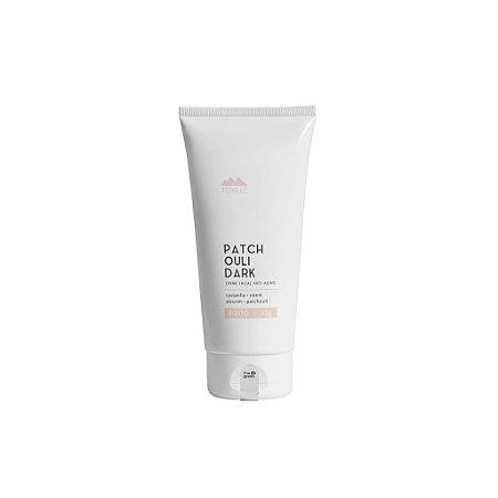 Creme Facial Patchouli Dark 45g - Terral