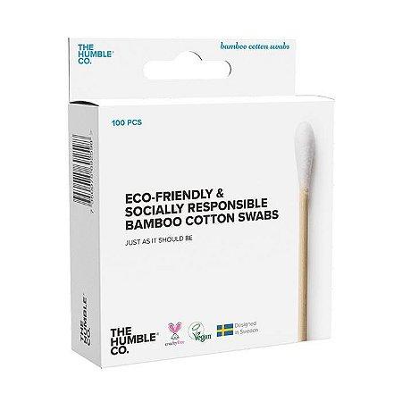 Hastes Flexíveis de Bambu 100 unidades - The Humble