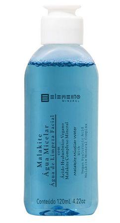Água Micelar Malakite 120ml - Elemento Mineral