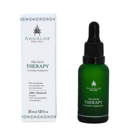 Óleo Facial Therapy 30ml - Ahoaloe