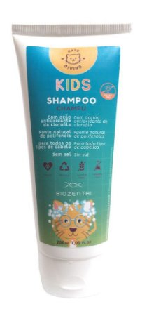 Shampoo Gato Divino Kids 200ml - Biozenthi