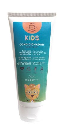 Condicionador Gato Divino Kids - 200ml - Biozenthi