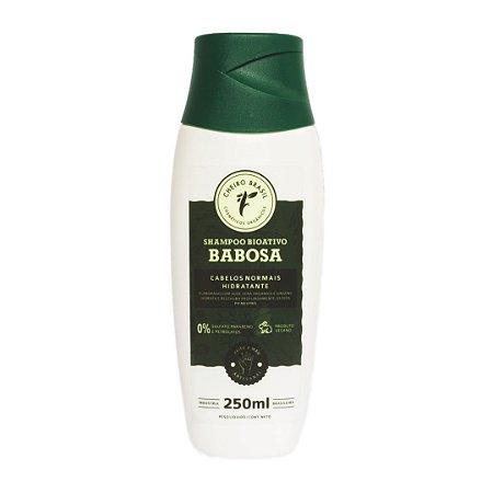 Shampoo Bioativo Babosa 250ml - Cheiro Brasil