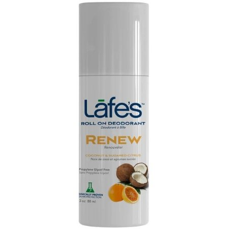 Desodorante Natural Roll-On Renew 88ml - Lafe´s