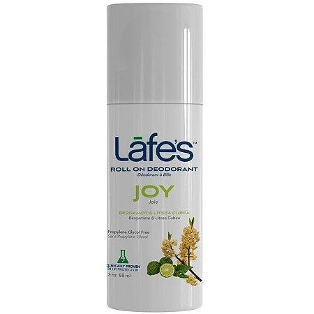 Desodorante Natural Roll-On Joy 88ml - Lafe´s