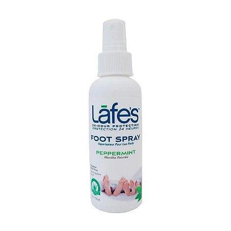 Desodorante Bactericida Para Pés 110ml- Lafe´s