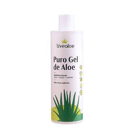 Puro Gel de Aloe 500ml - Livealoe
