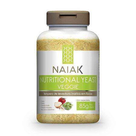Nutritional Yeast Veggie 85g - Naiak
