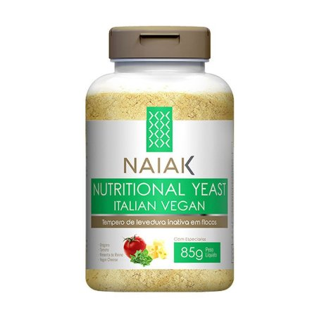 Nutritional Yeast Italian Vegan 85g - Naiak