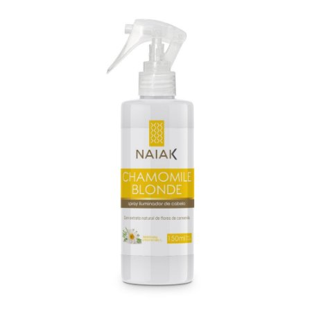 Chamomile Blonde Spray Iluminador 150ml - Naiak