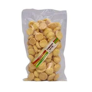 Sequilho Amanteigado de Milho - 250 g