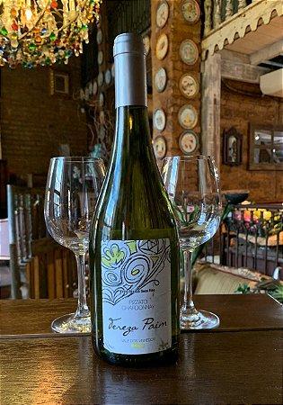 Vinho Branco - Chardonnay de Tereza - Pizzato - Denominaçao de Origem Vale dos Vinhedos - 750ml